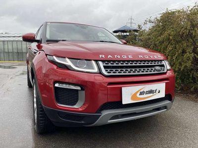gebraucht Land Rover Range Rover evoque SE 2,0 eD4 FACELIFT 1.Besitz LEDER XENON PDC Tele