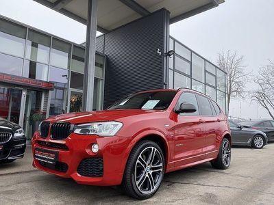 gebraucht BMW X3 M xDrive30d Aut. M-Paket, LED, 20 Zoll, HiFi, NL-54%