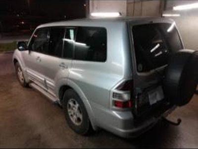 brugt Mitsubishi Pajero Wagon GLS 3,2 DI-D TD Aut.