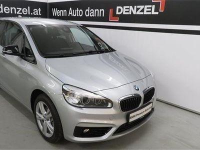 gebraucht BMW 218 Active Tourer d F