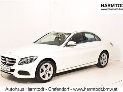 gebraucht Mercedes C250 C-Klassed 4MATIC Avantgarde Aut. Limousine,