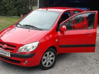gebraucht Hyundai Getz Klein-/ Kompaktwagen