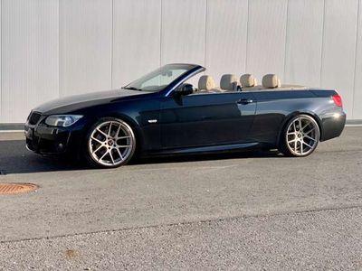 gebraucht BMW 320 Cabriolet 3er-Reihe Diesel (E93) Aut. 19 Zoll Navi