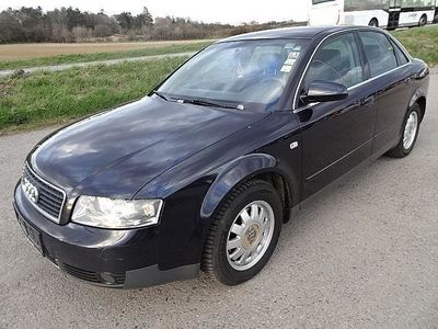 brugt Audi A4 1,9 TDI