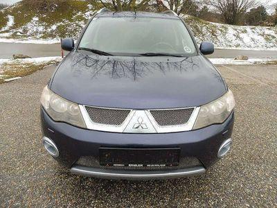 brugt Mitsubishi Outlander SUV / Geländewagen,