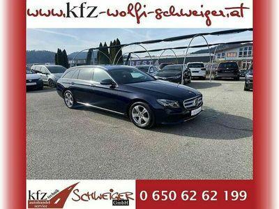 gebraucht Mercedes E220 E220 d T Austria Edition Avantgarde 4MATIC Aut.