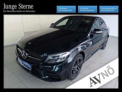 gebraucht Mercedes C220 d 4MATIC AMG/Nightp./Spur-P./360°/Allrad/LED