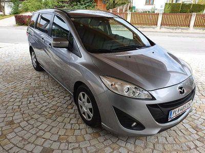 gebraucht Mazda 5 CD116 CE Kombi / Family Van
