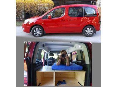 used Citroën Berlingo Multispace VTi 95 Flash Kombi / Family Van,