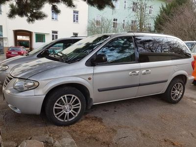 gebraucht Chrysler Voyager 2,8 New Business CRD Ds. Aut. Kombi / Family Van,