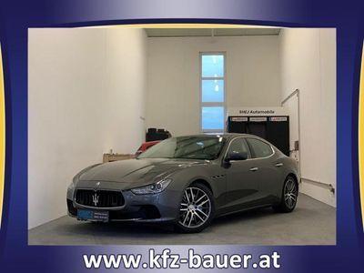 gebraucht Maserati Ghibli S Q4