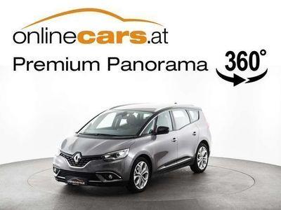 gebraucht Renault Grand Scénic 1.3 TCE 7-SITZER OPEN-SKY MEGAPREIS