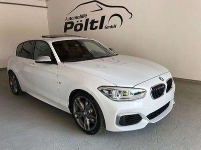 gebraucht BMW M140 1er-ReiheAut. XENON SD 5 türig GARANTIE BESTPREIS! Limousine,