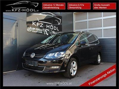 gebraucht VW Sharan Sky TDI SCR BMT DSG