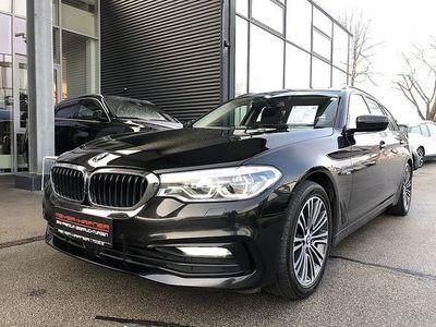 gebraucht BMW 530 d xDrive Touring Sport Line Aut.NaviProf, LED, ACC