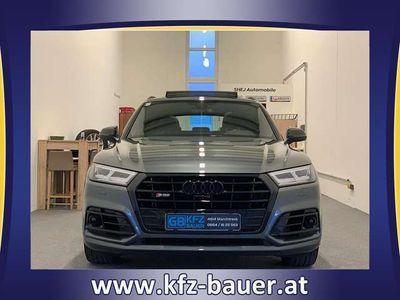 gebraucht Audi SQ5 Q53,0 TFSI quattro S-tronic, Panorama,Matrix SUV / Geländewagen