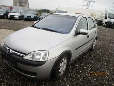 gebraucht Opel Corsa 1,7