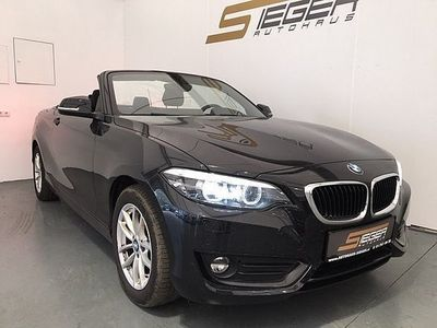 gebraucht BMW 220 i Cabrio Advantage Aut.