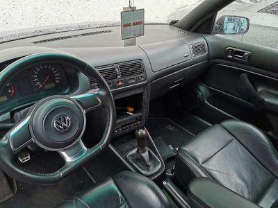 gebraucht VW Golf IV gti AGU Klein-/ Kompaktwagen