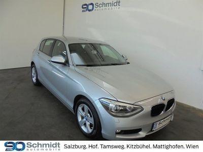 used BMW 116 d Österreich-Paket