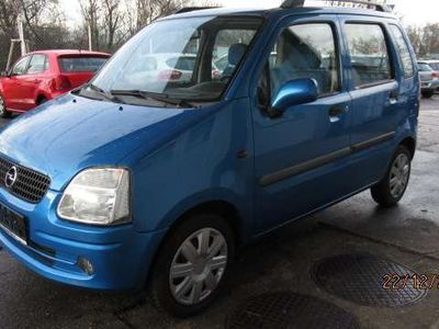 gebraucht Opel Agila 1,0-12V Comfort