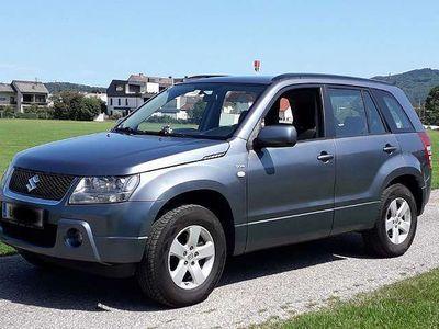 gebraucht Suzuki Grand Vitara Vitara1,9 DDiS L3++ Xenon AHK Klima SUV / Geländewagen