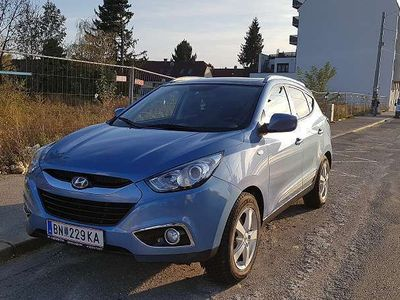 gebraucht Hyundai ix35 1,6 Benzin SUV / Geländewagen,