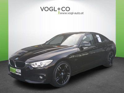 gebraucht BMW 418 4er REIHE GRAN COUPE ADVANTAGE150PS
