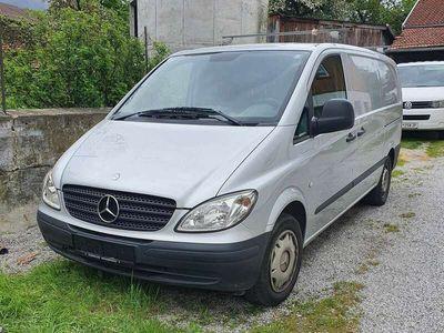 gebraucht Mercedes Vito 115 CDI lang