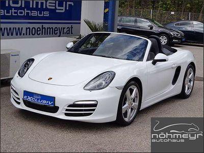 gebraucht Porsche Boxster 981 2,7 DSG***1.Besitz*Xenon*Tempomat***