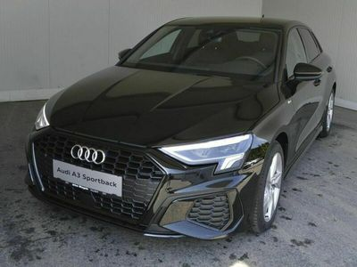 gebraucht Audi A3 Sportback 30 TFSI S line exterieur