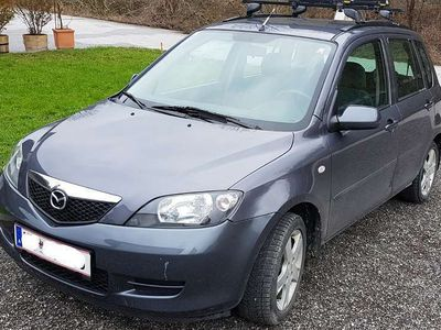 usata Mazda 2 DY 1,4 MZ-CD Kombi / Family Van,