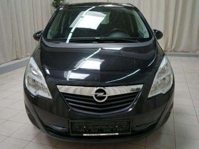 gebraucht Opel Meriva 1,7 CDTI Edition*Voll Fahrbereit*81kw*