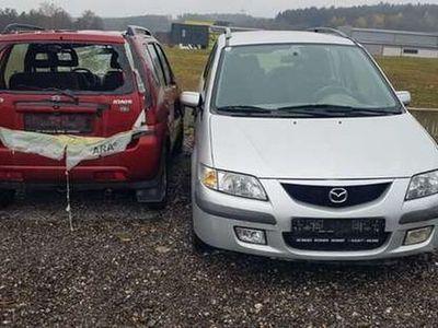 gebraucht Mazda Premacy 2,0 DITD-16V