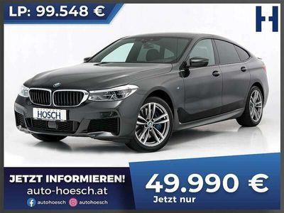 gebraucht BMW 630 6er Coupé d xDrive Gran Turismo M-Sport Aut., 265 PS, 5 Türen, Automatik