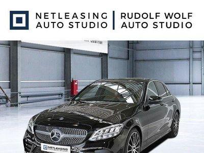 gebraucht Mercedes C220 d AMG Line Pano/Widscreen/Distronic/ Pano.-Dach