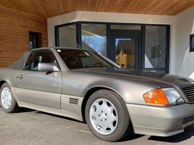 gebraucht Mercedes SL500 SL-KlasseCabrio; Arztbesitz; Unfallfrei ! Nur 98.550 km; EINTAUSCH & FINANZIERUNG ist möglich ! Cabrio / Roadster,