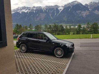 gebraucht BMW X3 xDrive35d Österreich-Paket Plus Aut.