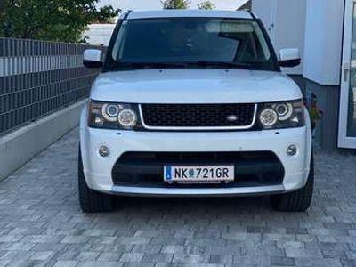 gebraucht Land Rover Range Rover Sport TDV6 Autobiography