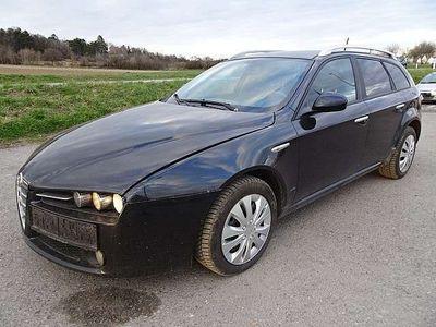 brugt Alfa Romeo 159 159 AlfaSW 1,9 JTDM 16V Distinctive Kombi / Family Van,