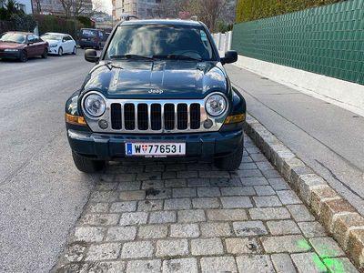 gebraucht Jeep Cherokee 2.8 Limited CRD SUV / Geländewagen