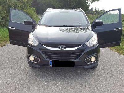 gebraucht Hyundai ix35 2.0 CRDi 4WD Premium SUV / Geländewagen