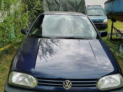 gebraucht VW Golf Cabriolet 3 Cabrio / Roadster