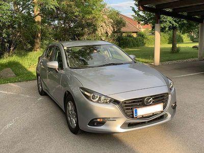 gebraucht Mazda 3 3Sport G120 Challenge Limousine,