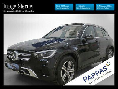 gebraucht Mercedes GLC220 d 4MATIC Aut. NP 70.000,-- *Panorama Schiebedach,