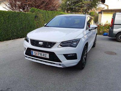 gebraucht Seat Ateca 2,0 FR 4WD TSI DSG, 8 fach bereift SUV / Geländewagen,