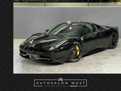 gebraucht Ferrari 458 Italia *CARBONSITZE*KAMERA*NOVITEC*