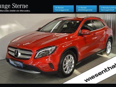 gebraucht Mercedes GLA200 d 4MATIC