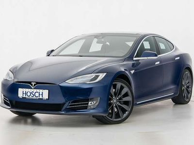 gebraucht Tesla Model S 90D AWD Aut. FACELIFT inkl. SUPERCHARGER!