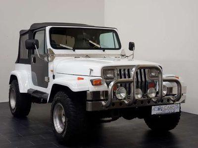 gebraucht Jeep Wrangler YJ 4,0 Laredo SUV / Geländewagen